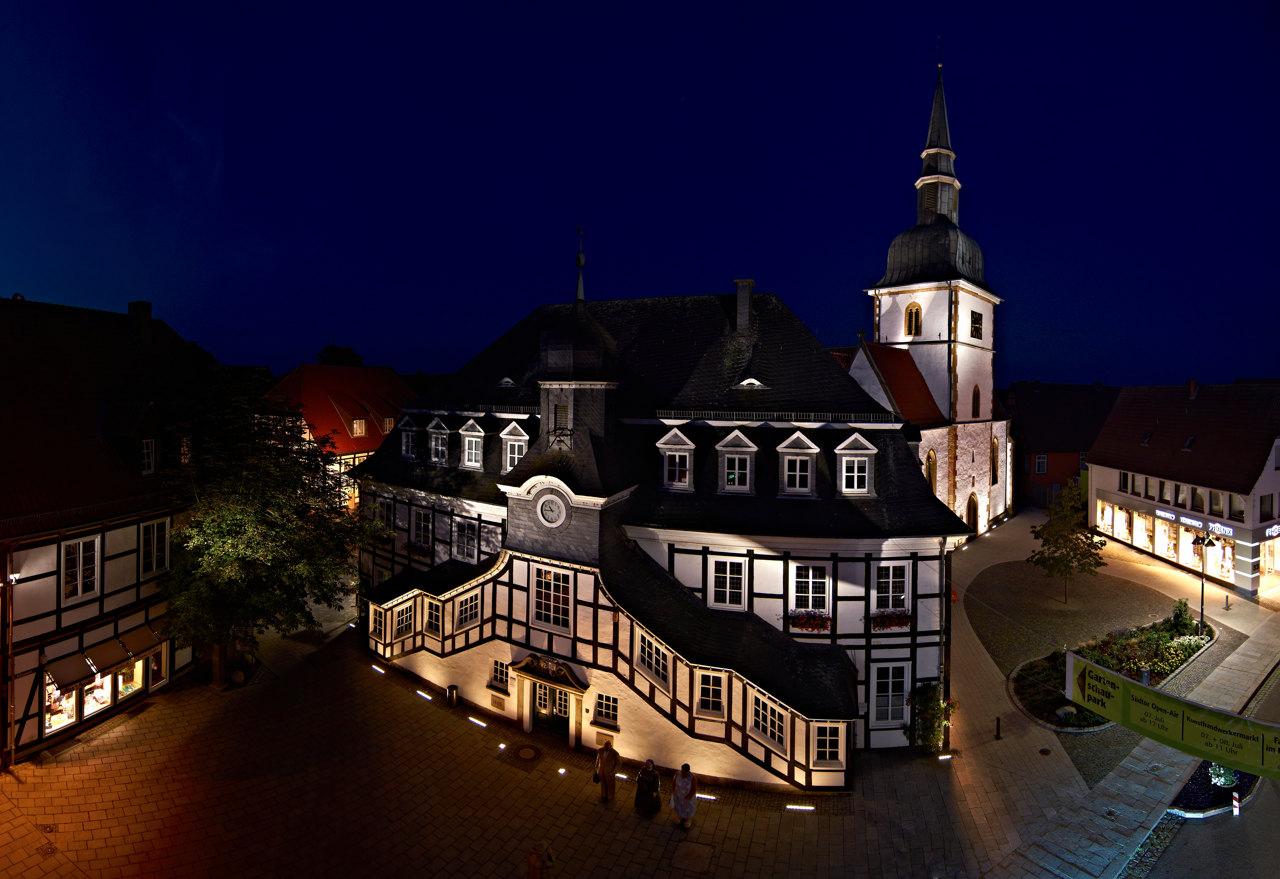 City.People.Light Awards 2013: Rietberg gewinnt den erste Preis mit der zukunftsweisenden Beleuchtung der historischen Altstadt