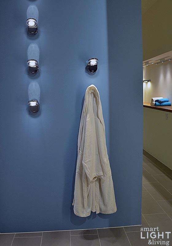 Foto-Galerie] [Light+Building] Bad-Beleuchtung LED-Trends | Smart ...