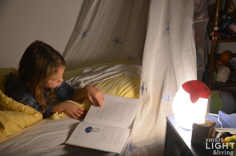 led licht f r kinder mit mybuddy gegen die monster dieser welt smart light living. Black Bedroom Furniture Sets. Home Design Ideas