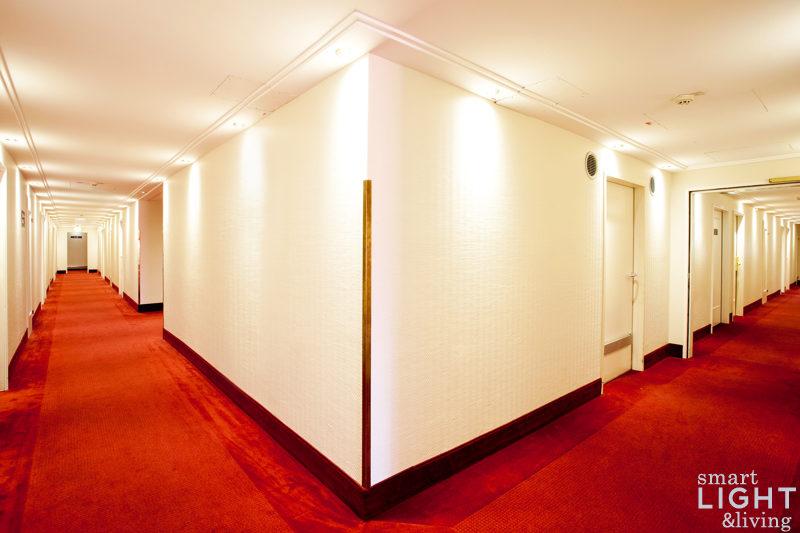 Stimmungsvolles und effizientes Licht: Business-Hotel-Kette NH Hoteles stellt auf LED auf