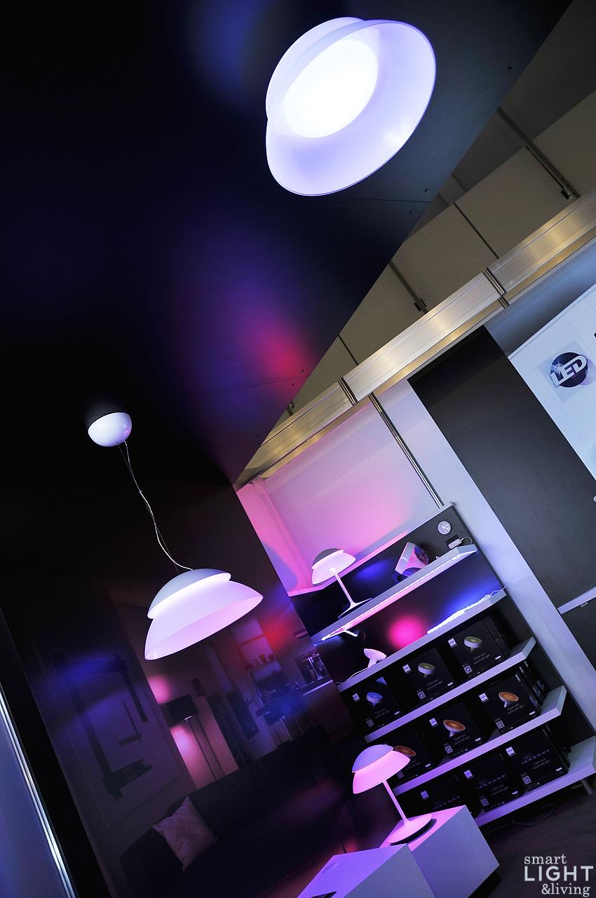 zweifach smart hue beyond das doppelte hue licht auf der ifa smart light living. Black Bedroom Furniture Sets. Home Design Ideas