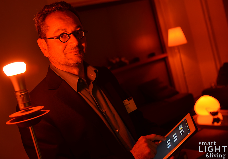 Philips Hue: Jeder wird Lichtdesigner Smart Light & Living