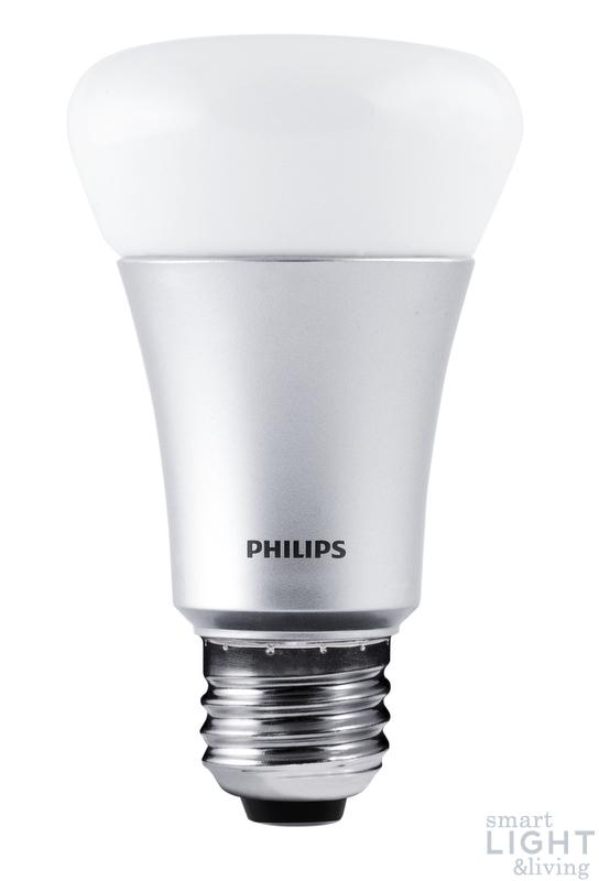 apps philips hue licht steuern per smartphone app videos smart light living. Black Bedroom Furniture Sets. Home Design Ideas