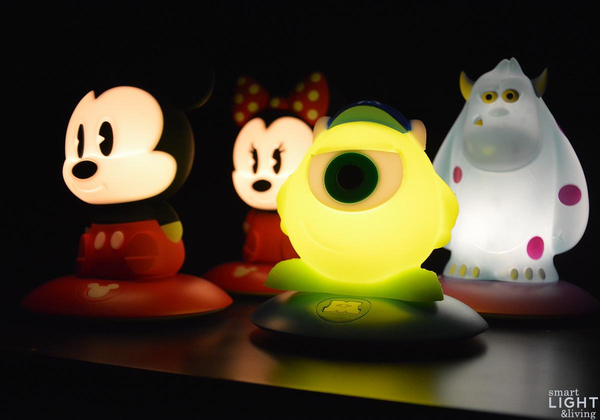 Magisches Licht Disney Kinderleuchten Auf Basis Von