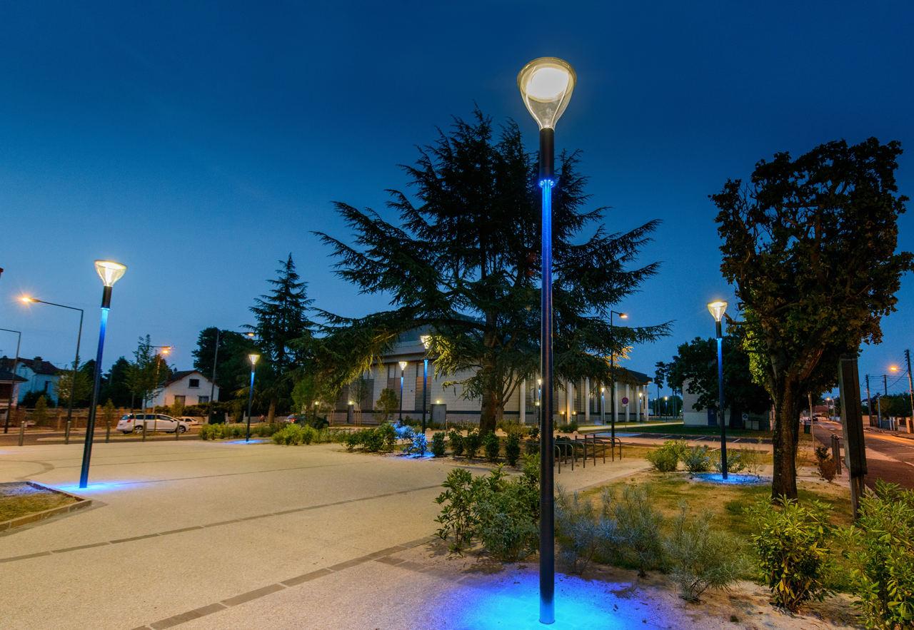 iF Design Awards Gold für Philips LED-Außenleuchtenfamilie Metronomis