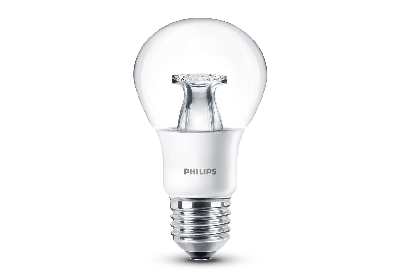 Led lampen mit glhlampen effekt smart light living philips led lampen in standardform parisarafo Image collections