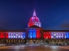 San Francisco City Hall - Dynamic LED lighting by Philips