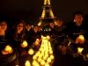 WWF Earth Hour 2010 Paris