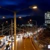Lichtbrücke: Neues Licht für die Hardbrücke in Zürich – Einweihungsfeier am Samstag