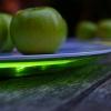 Sommerlich(t): Erfrischend – Apfel als Licht-Snack
