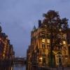 Hamburger Speicherstadt: Unesco Weltkulturerbe leuchtet jetzt mit LED