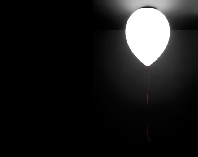 Ballonnen Met Licht : Licht ballon ich lass dich fliegen u smart light living