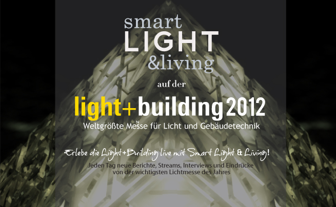Light + Building 2012 Special Banner
