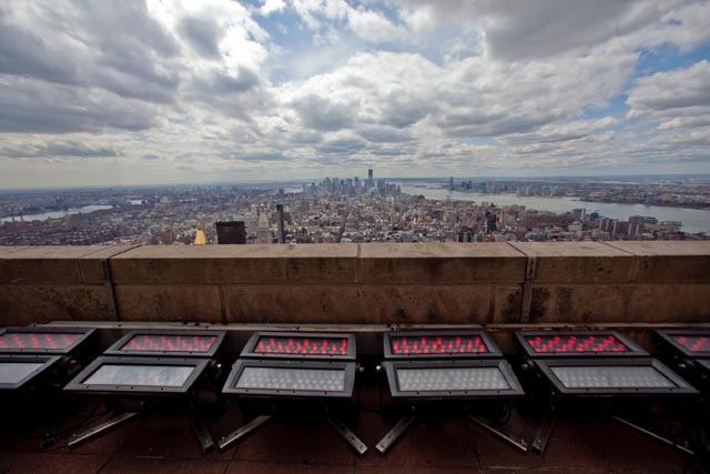 Philips Color Kinetics fürs Empire State Building