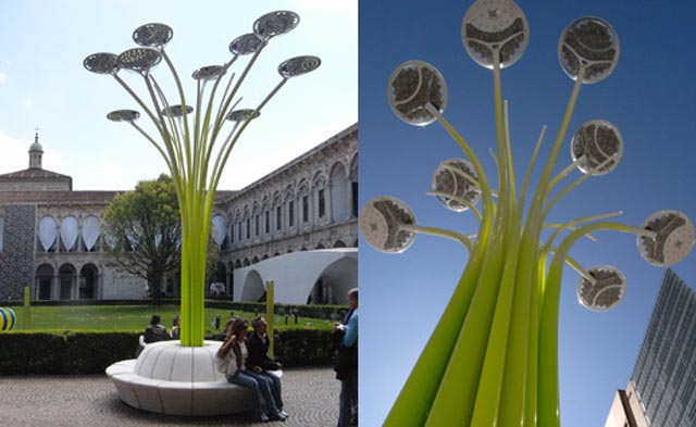 Solar Tree von Ross Lovegrove