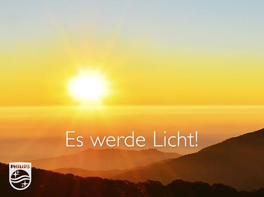 Social Light | Es werde Licht – Philips auf Facebook