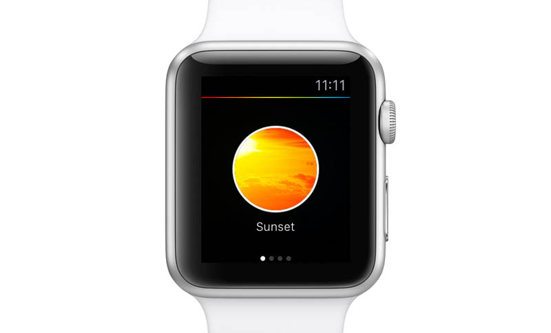 apple watch macht licht mit neuer philips hue app smart light living. Black Bedroom Furniture Sets. Home Design Ideas