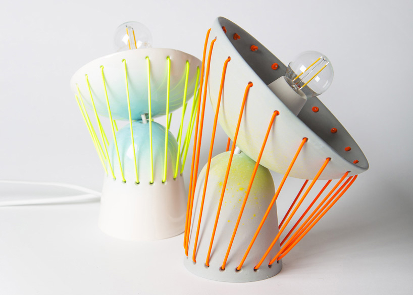 Marta Bordes: Elastic Lights