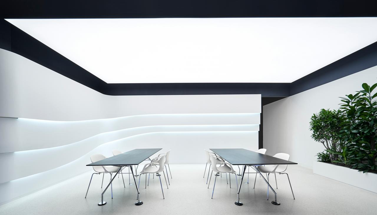 Philips OneSpace LED Architektur