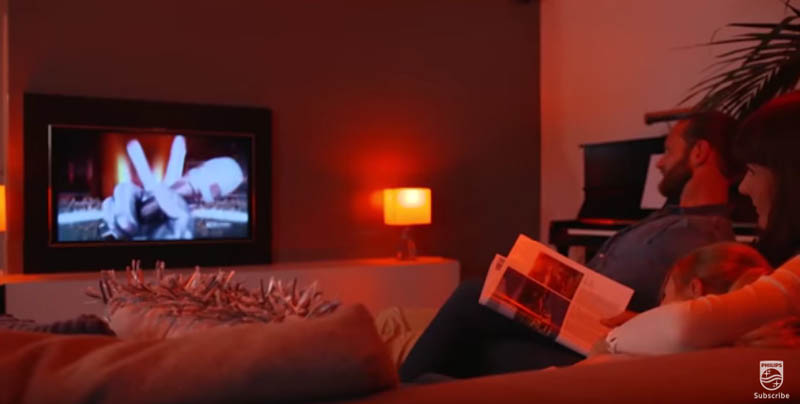 The Voice of Germany mit Philips Hue