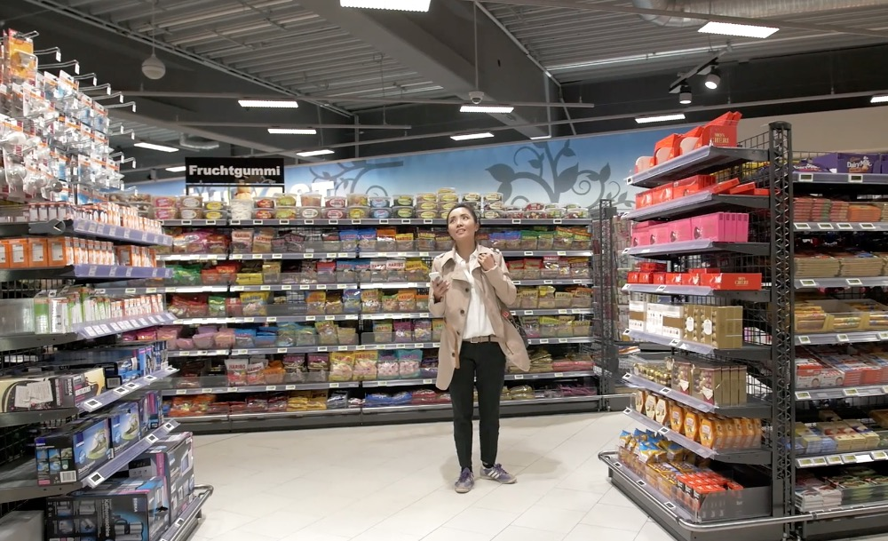 Philips Indoor Positioning System Edeka Paschmann