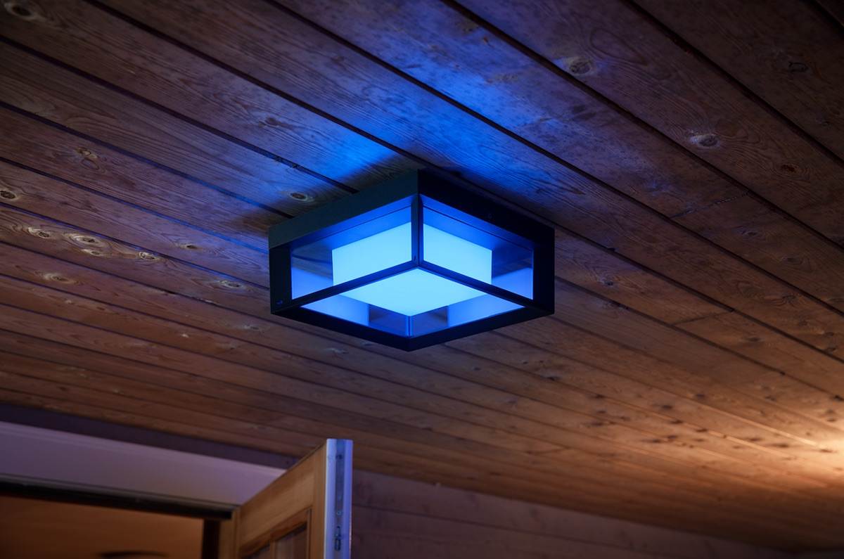 Philips Hue Outdoor Deckenleuchte Econic
