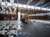 Lichtballons in der Lagerhalle - 25 Jahre Mauerfall in Berlin, Foto Camilo Brau