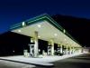 BP-Tankstelle Tauernalm erstrahlt in neuem LED-Licht