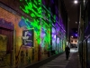 Special Mention: Interactive lighting preventing crime through environmental design Wellington New Zealand