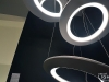 Ecliptic LED-Leuchte - Light + Building Messe Frankfurt -  LED L
