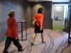 Neue LED-Licht-Installationen im Marriott Hotel in Frankfurt - Illuminesca Hotels / Philips Lighting Hotel Event Frankfurt September 2012