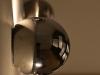 Silberkugel Leuchte - Light + Building 2012 -  LED Licht Trends und Innovationen