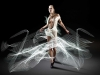 Light Painted Dresses von Atton Conrad