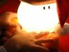 MyBuddy als Weihnachtsmann - LED-Kinder-Leuchte von Philips