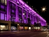 Philips illuminiert weltberuehmte Wahrzeichen: Selfridges-OxfordStreet-London