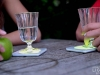 Sommerlicht Serie: Licht-Cocktail auf LED-Coasters