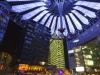 Sony Center Berlin erstrahlt in LED-Licht: Kunstvolle Akzente für den Berliner Abendhimmel