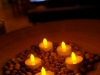 TeaLight LED-Teelicht Impressionen Advent 8787