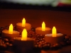 TeaLight LED-Teelicht Impressionen Advent 8807