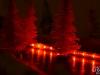 Philips LED Lightstrip Stange - Weihnachts-Dekoration