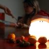 Lieber guter Nikolaus, leuchte auch in unserm Haus!